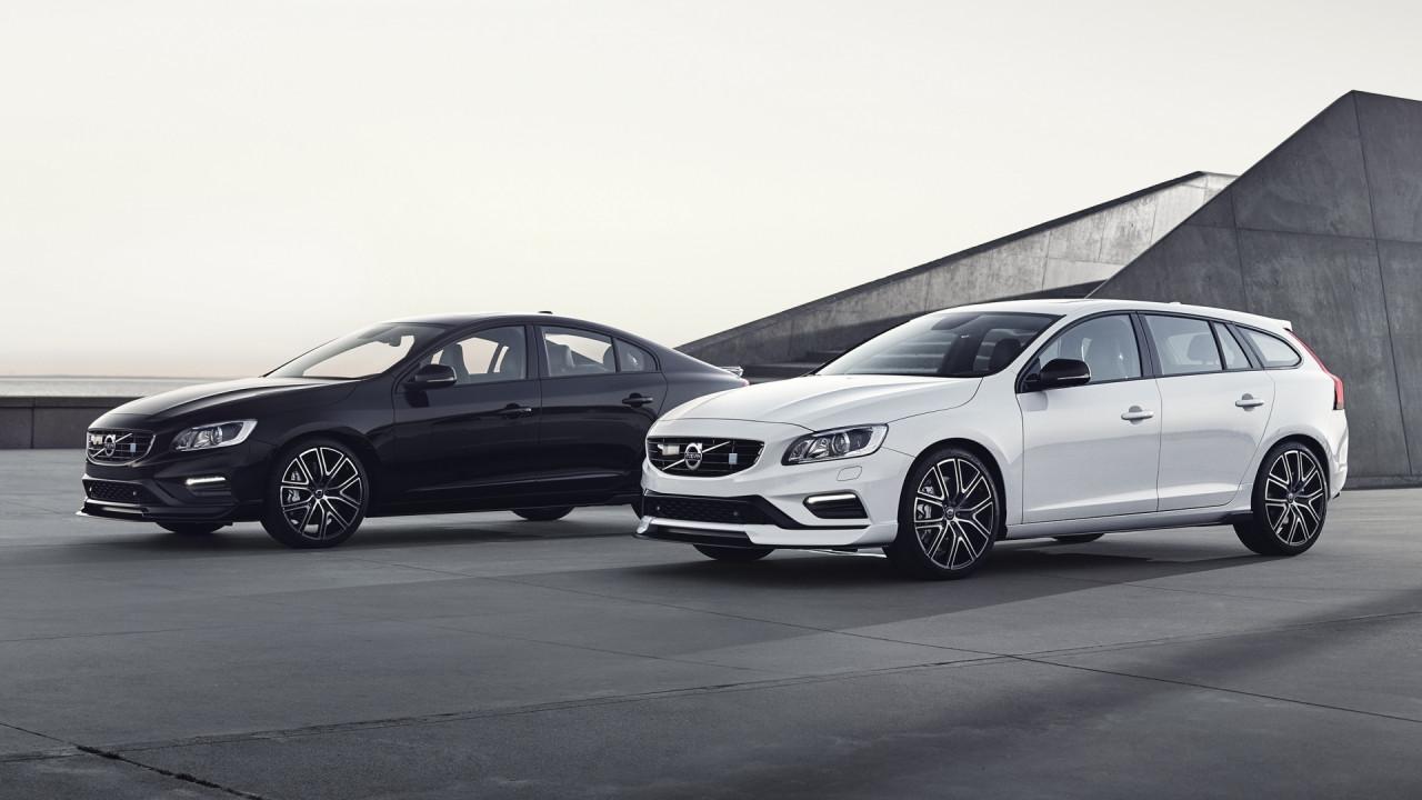 [Copertina] - Volvo S60 e V60 Polestar, per un pugno di carbonio in più