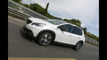 Peugeot 2008, trazione anteriore alla prova