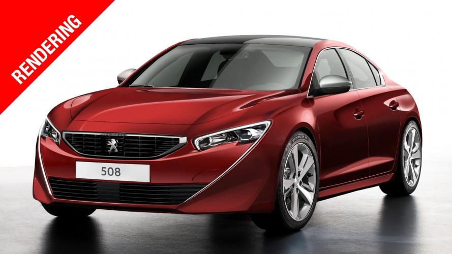 Peugeot 508, la nuova generazione sarà più corta e sportiva