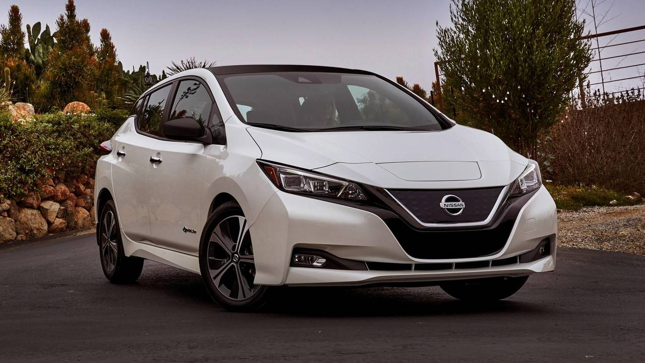 2018 Nissan Leaf U.S. Spec