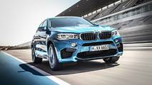 9. BMW X6 M: Up to $122,345
