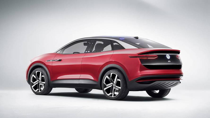 Volkswagen'in beşinci ID modeli Toureg boyutlarında bir SUV olacak