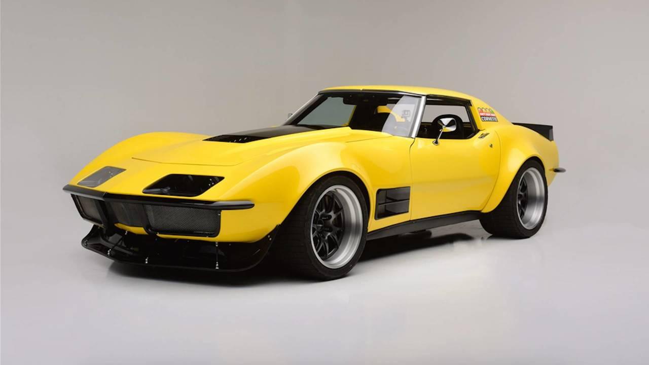 Chevrolet Corvette 1972 RideTech 48 Horas