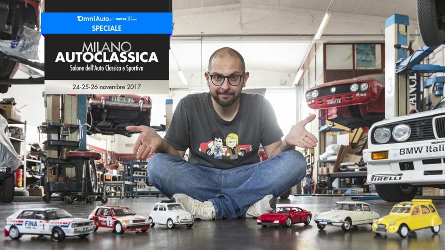 I #PerchéComprarla Classic diventano LIVE a Milano AutoClassica