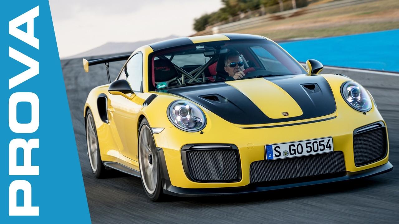[Copertina] - Porsche 911 GT2 RS, una prova delicatamente brutale