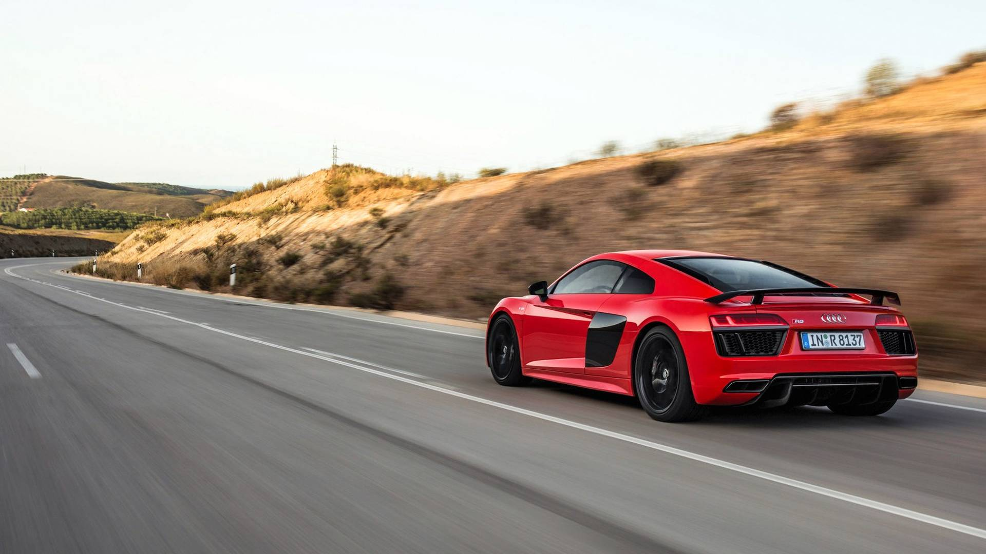Buy The Audi R8 Neuberg Edition Get Samsung Tablet For Free