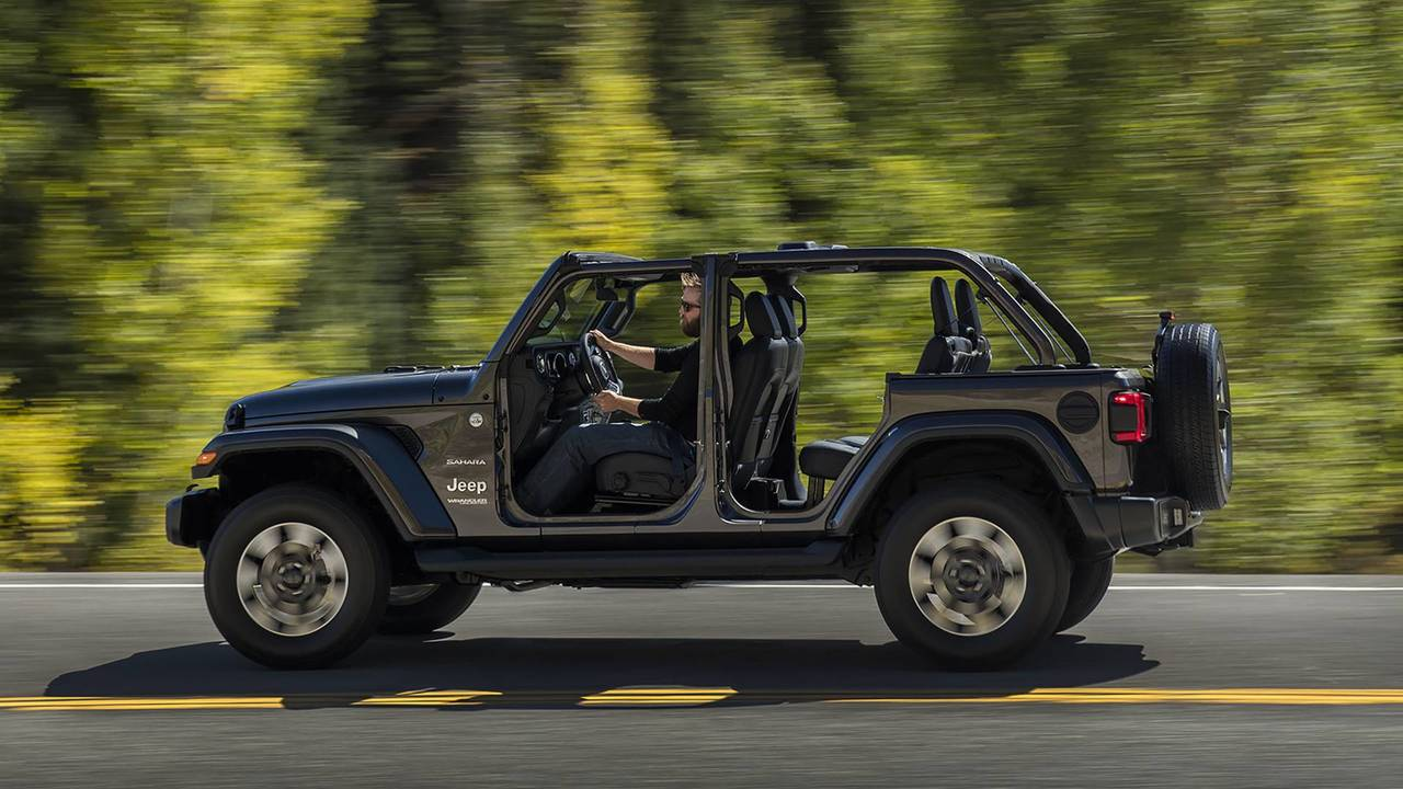 New Jeep Wrangler Owners Reporting