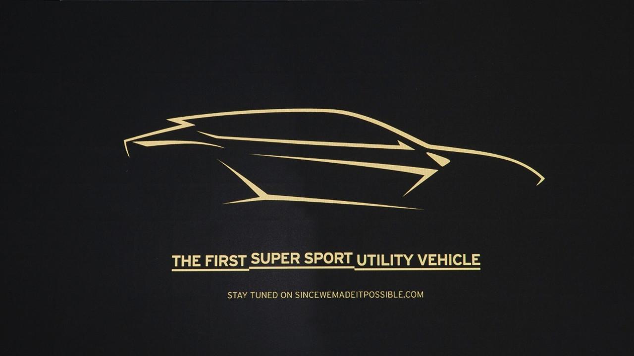 [Copertina] - Lamborghini Urus, data di nascita lunedì 4 dicembre 2017