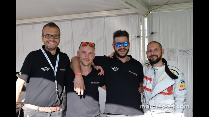 MINI Challenge, Andrea e Giuliano ci raccontano la loro esperienza