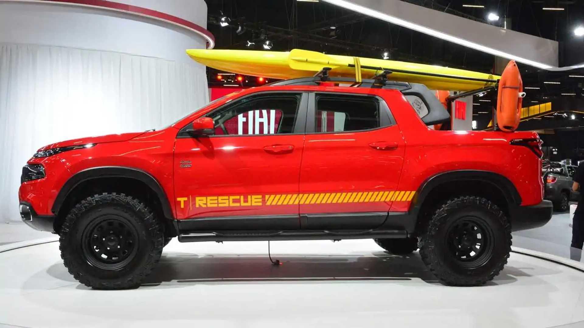 Salão de SP: Fiat apresenta conceitos Argo Sting, Cronos Sport e Toro Rescue Fiat-argo-sting-cronos-sport-e-toro-rescue-salao-de-sp-2018