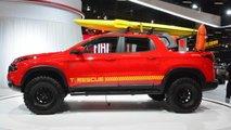 Fiat Argo Sting, Cronos Sport e Toro Rescue - Salão de SP 2018