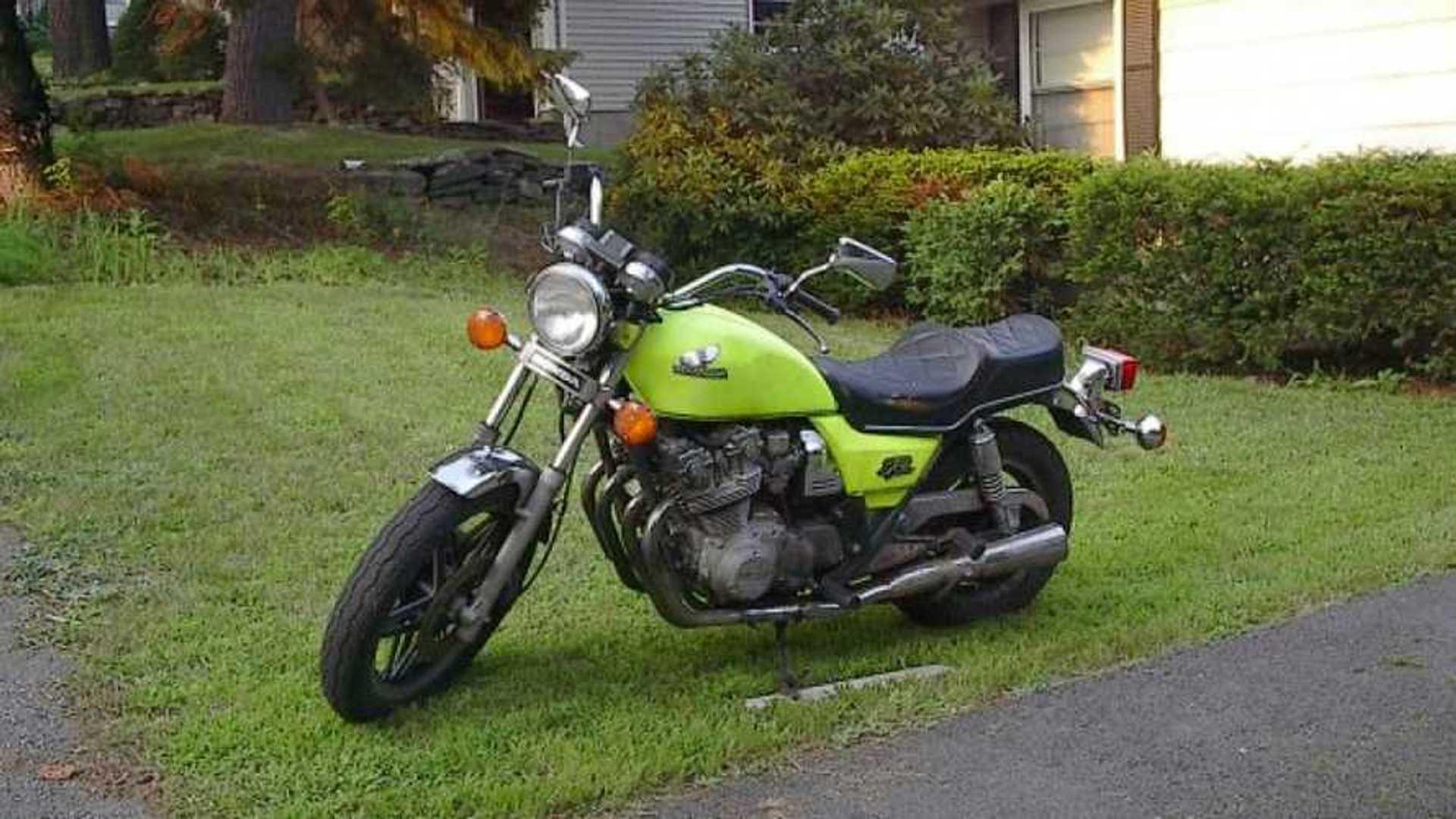 Honda cb750 website