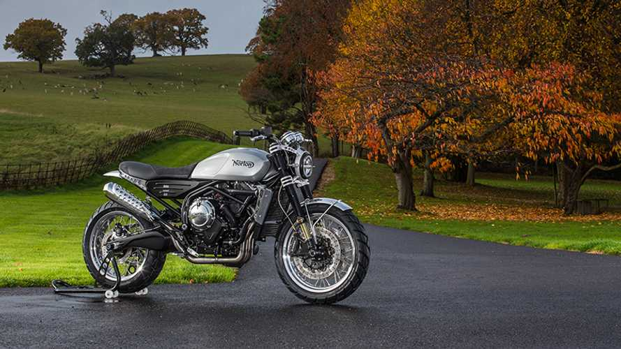 Norton Turns To Crowdfunding To Ramp Up Production