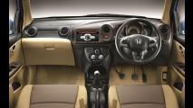 Honda descarta produção do hatch compacto Brio no Brasil