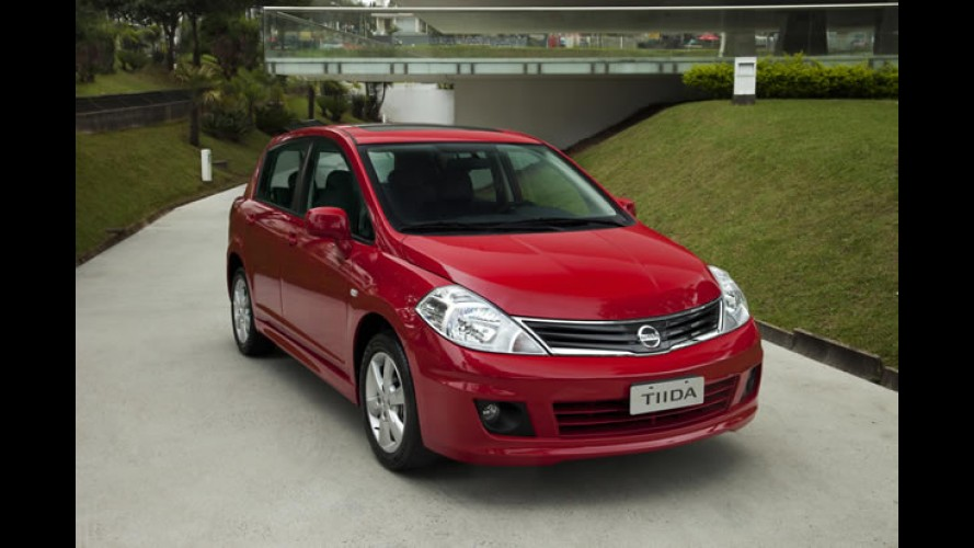 HATCHES MÉDIOS: Hyundai i30 na ponta e Nissan Tiida no pódio nos resultados de fevereiro