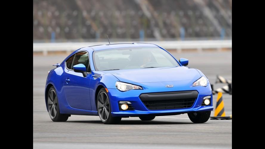 Sucesso de vendas: Alta demanda pelo Subaru BRZ gera fila de espera de até 9 meses