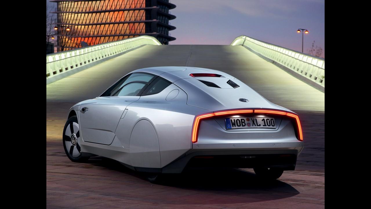 Volkswagen XL1 terá preço equivalente a R$ 345 mil na Europa