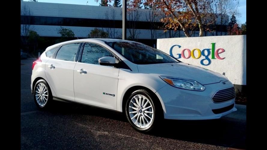 Ford e Google negociam parceria para produzir carros autônomos, diz site
