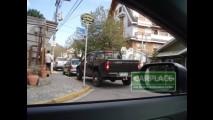 Segredo: Leitora flagra mulas diferentes da nova Chevrolet S10 em Campos do Jordão