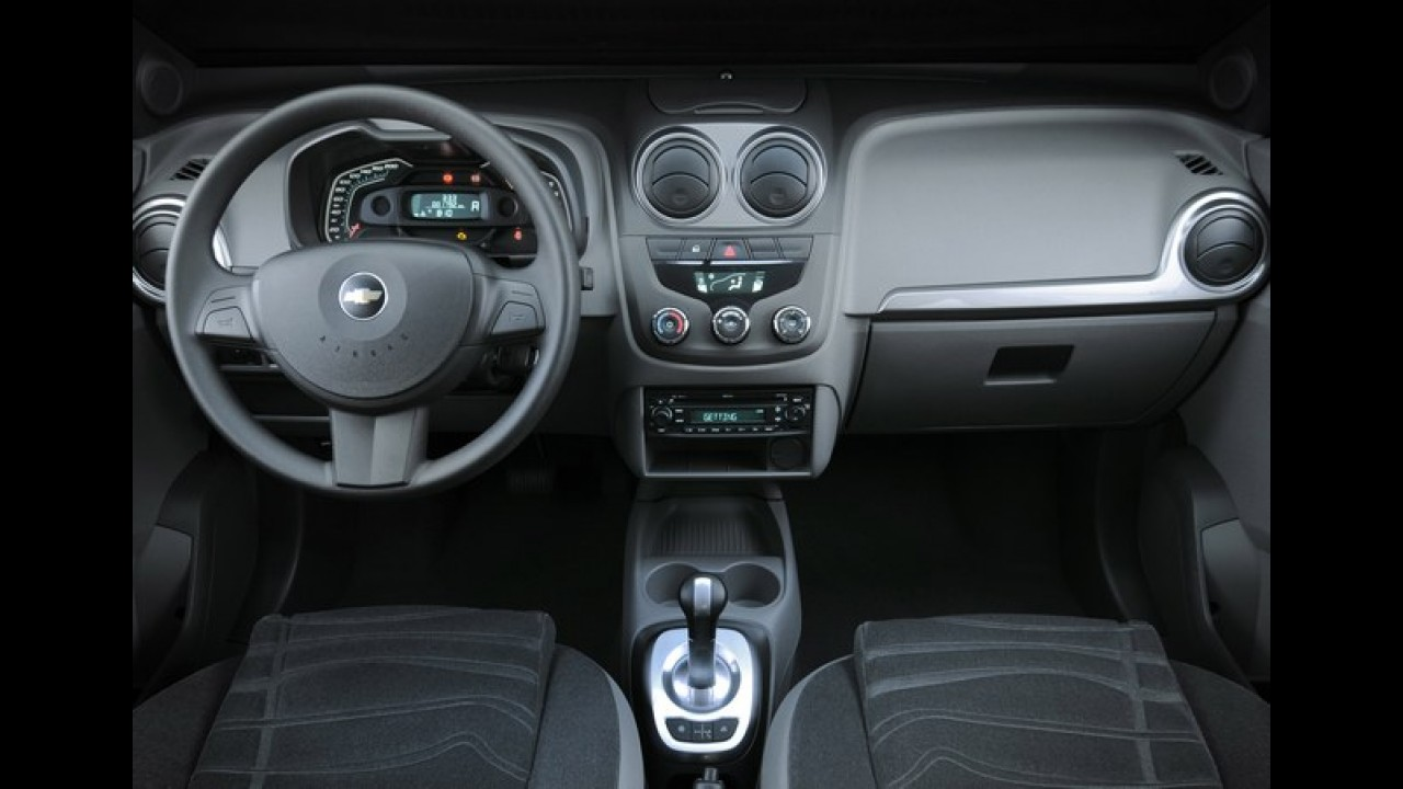 Chevrolet lança Agile Easytronic - Modelo conta com a 2ª geração da transmissão automatizada