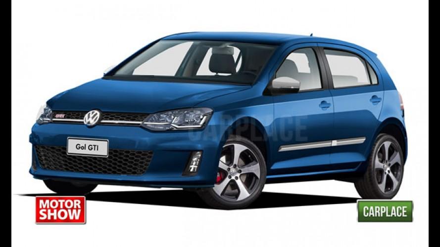 """Segredaço: sexta geração do VW Gol, que chega em 2016, será um """"mini-Golf"""""""