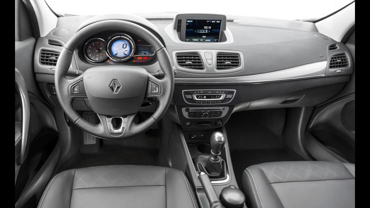 Volta Rapida Mais Refinado Renault Fluence 2015 Quer O Top 5