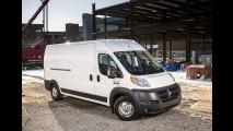 RAM Promaster 2014 é versão americana da Fiat Ducato - Utilitário será apresentado em Chicago