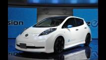 Nissan confirma versão de produção do Leaf Nismo
