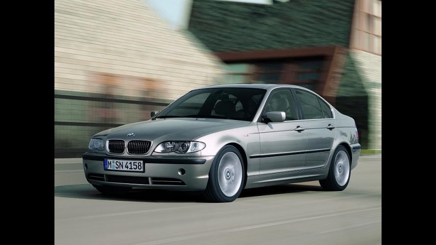 BMW: recall envolve 220 mil Série 3; não há definição sobre Brasil