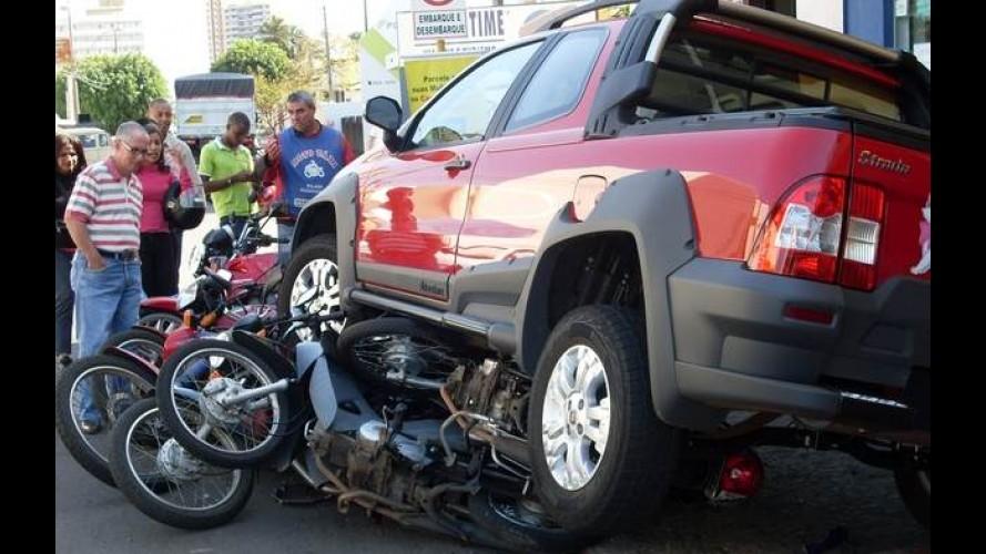 Pesquisa: jovens são os que mais causam acidentes graves na madrugada