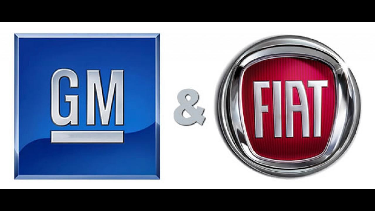 FIAT já está em negociações para comprar as operações da General Motors na América Latina