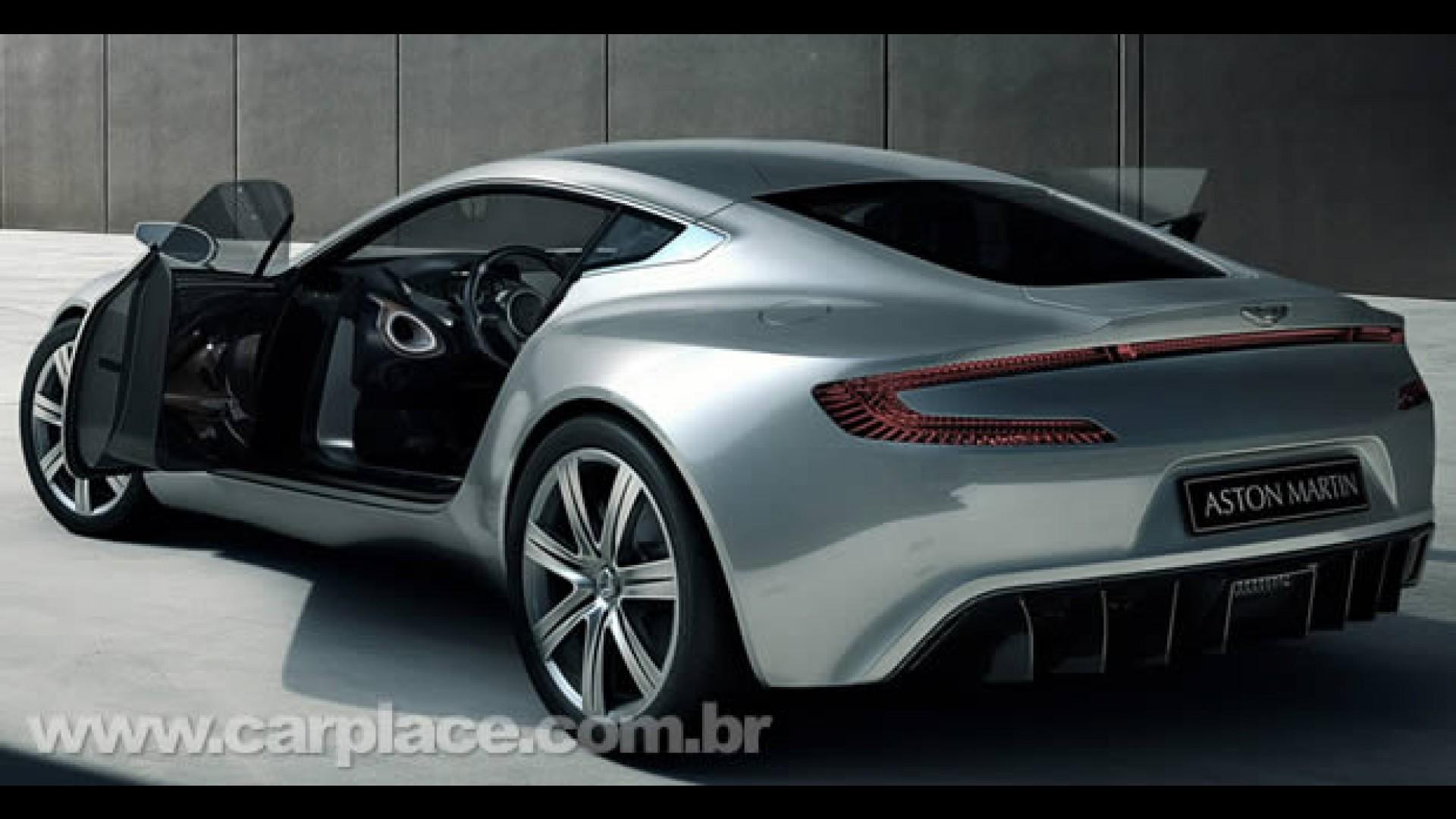 Aston Martin One 77 2010 E Apresentado Na Italia Serie Limitada Custa Mais De R 3 Milhoes
