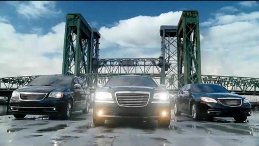 """VÍDEO: """"Chegue em grande estilo"""", novo Comercial da Chrysler"""