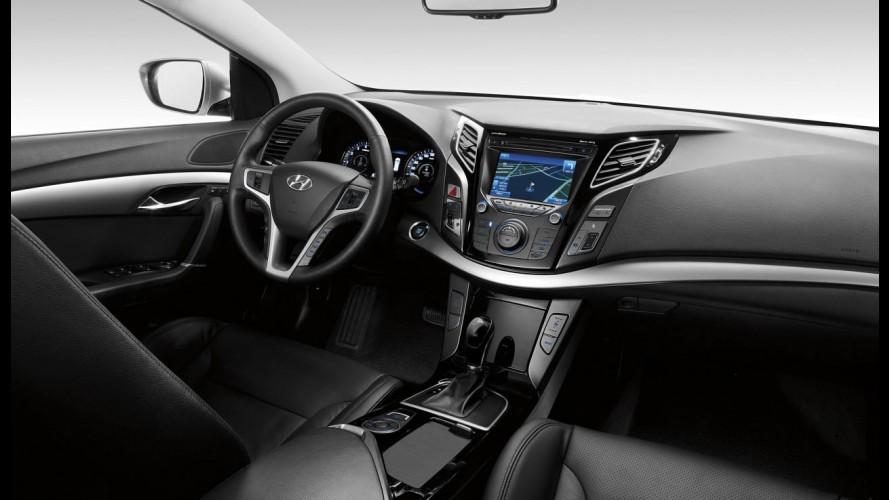 Hyundai divulga imagem do interior do i40 Kombi (Sonata Station Wagon)