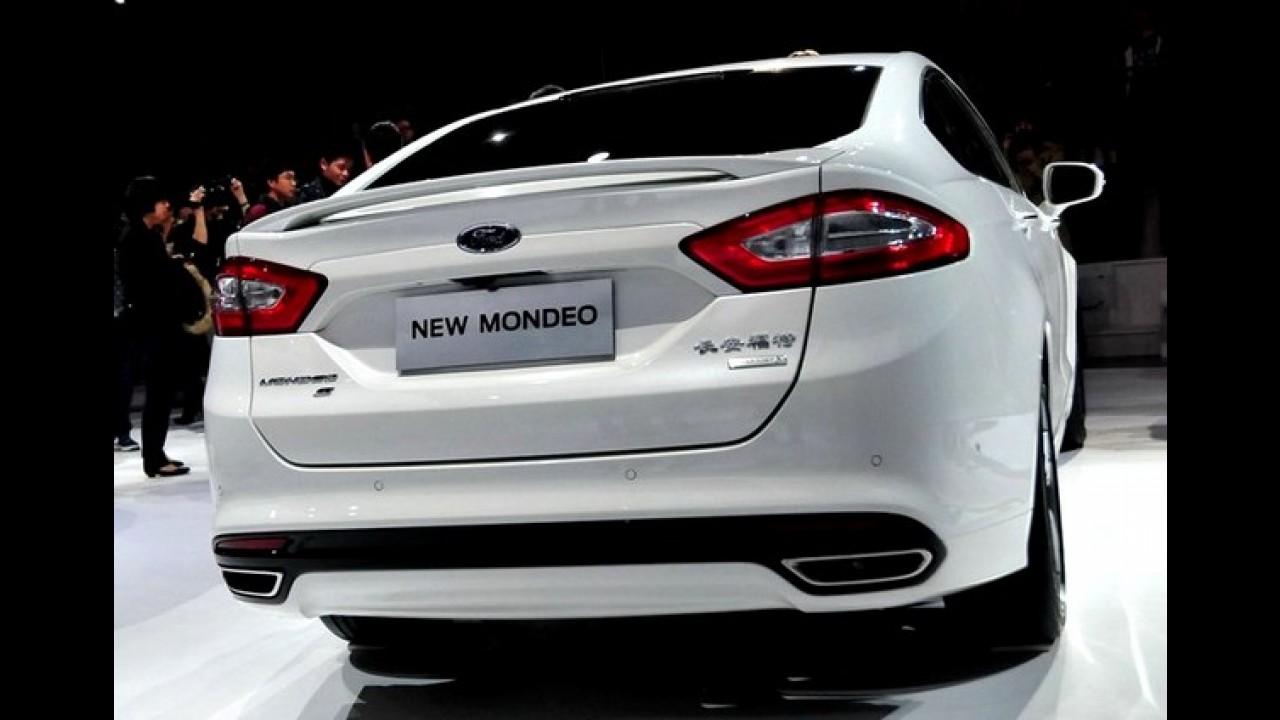 Gêmeo do Fusion, Mondeo terá novo motor 1.5 de 180 cv na China