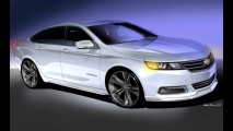 Chevrolet revela os carros