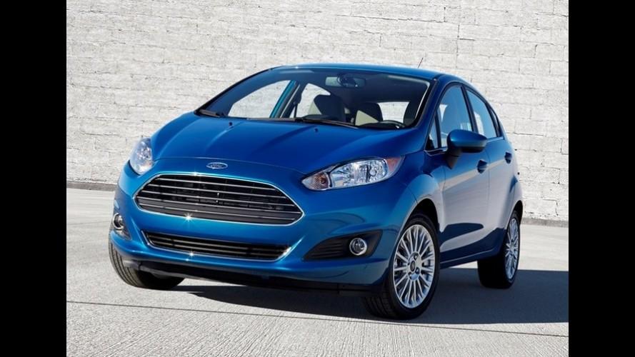 """Ford New Fiesta é eleito pelas mulheres como o """"Carro do ano 2013"""""""