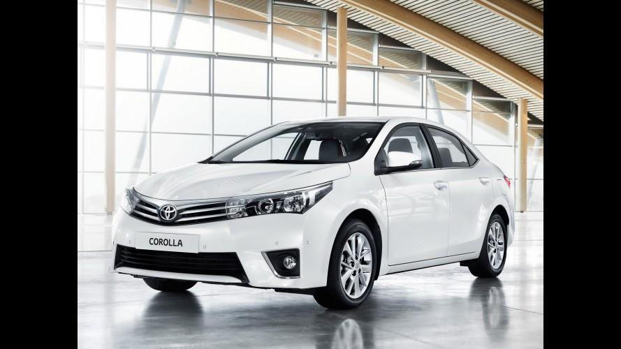 Vídeo: conheça o novo Toyota Corolla europeu em detalhes