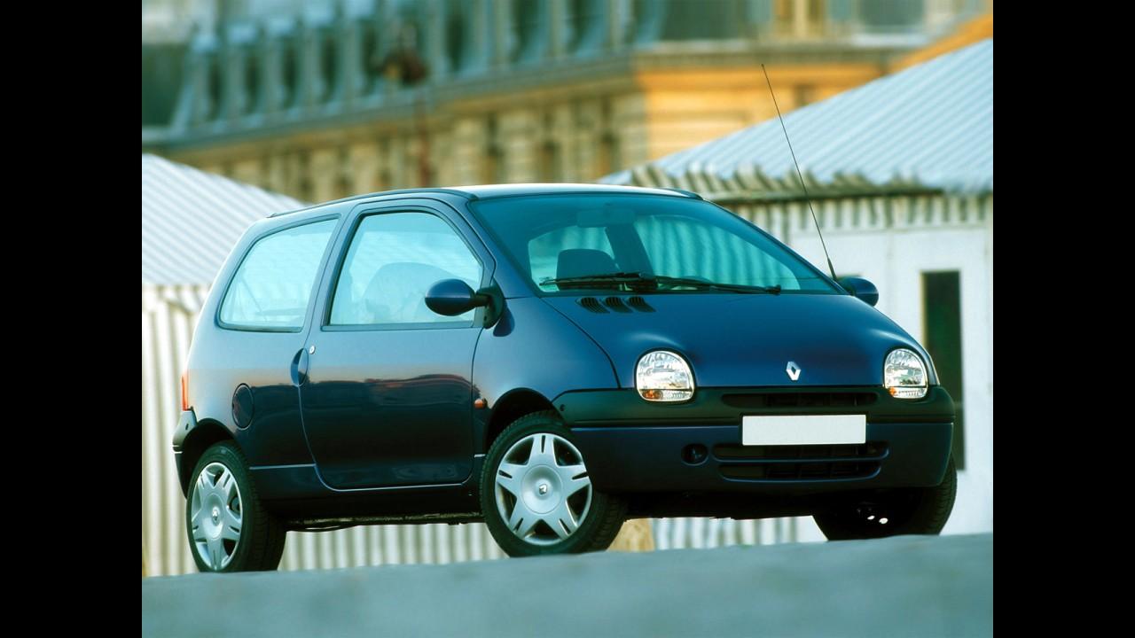 Renault encerra produção da primeira geração do Twingo na Colômbia após 17 anos