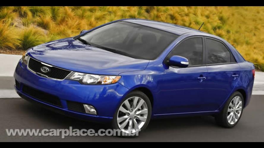 Resultado da Enquete: Leitores elegem o Kia Cerato como melhor sedan de R$ 50 mil a R$ 55 mil