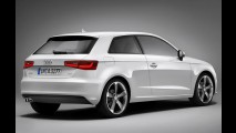 Novo Audi A3: Fotos mostram o visual da nova geração por completo