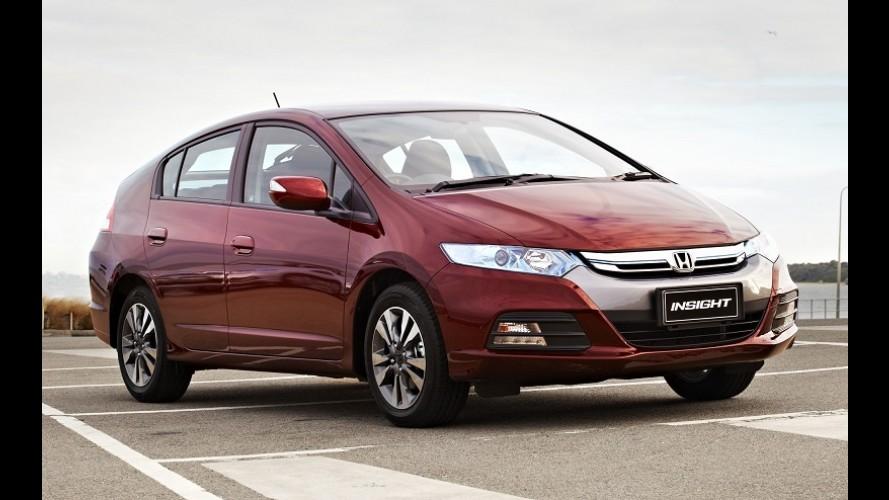 Fora da tomada: Honda confirma fim de linha para Insight e Fit elétrico