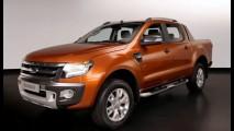 Vídeo: Nova Ford Ranger 2012 - Veja detalhes da versão Wildtrack