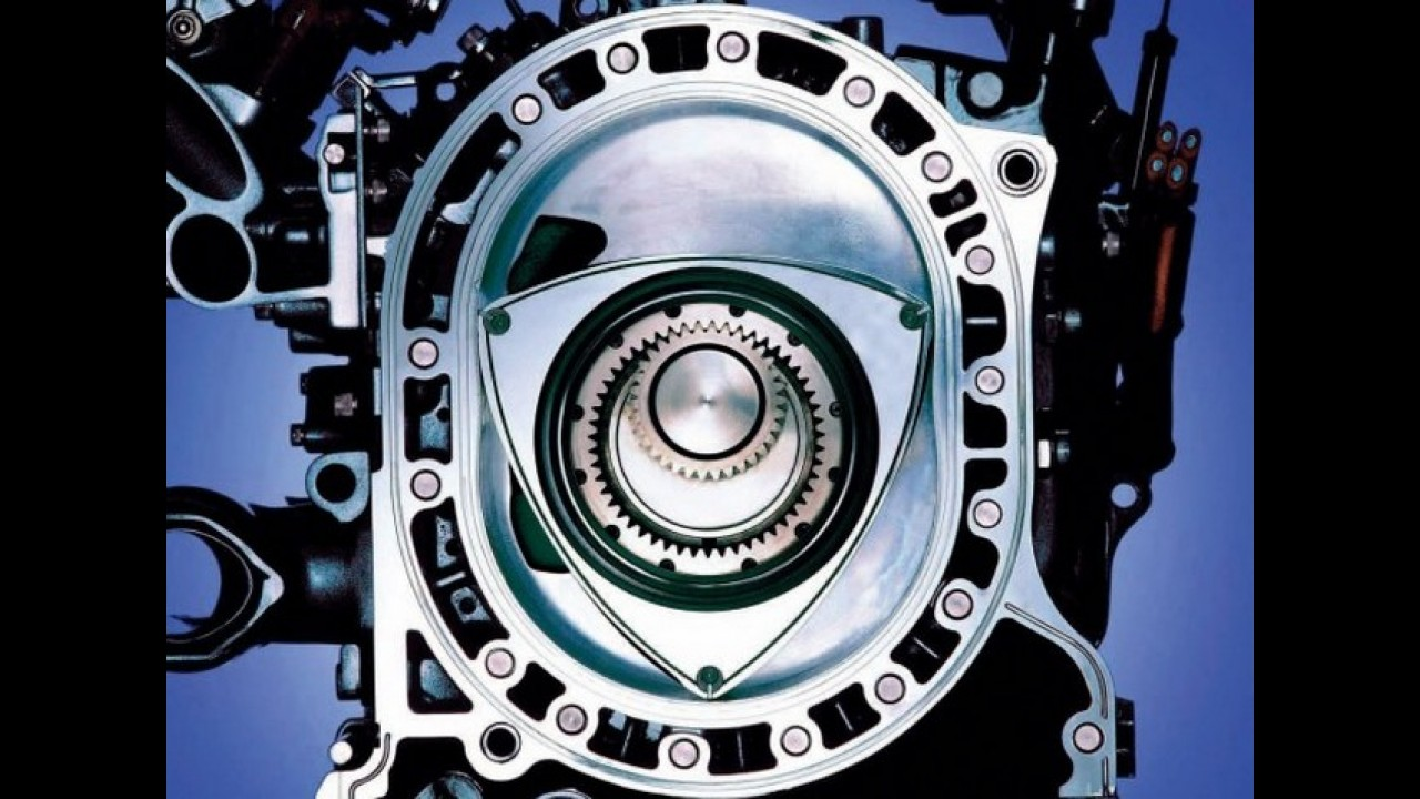 Mazda encerra a produção do seu motor rotativo