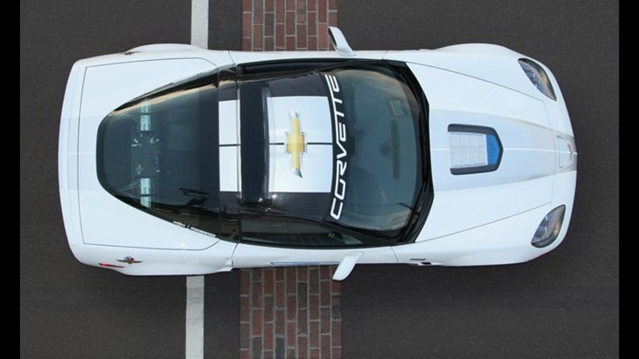 Corvette ZR1 será o Pace Car na Indy 500
