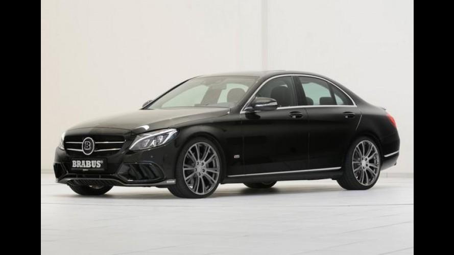 Novo Mercedes Classe C200 da Brabus chega ao Brasil por R$ 189 mil