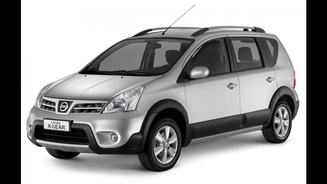 Nissan encerrará a produção da Livina ainda este ano