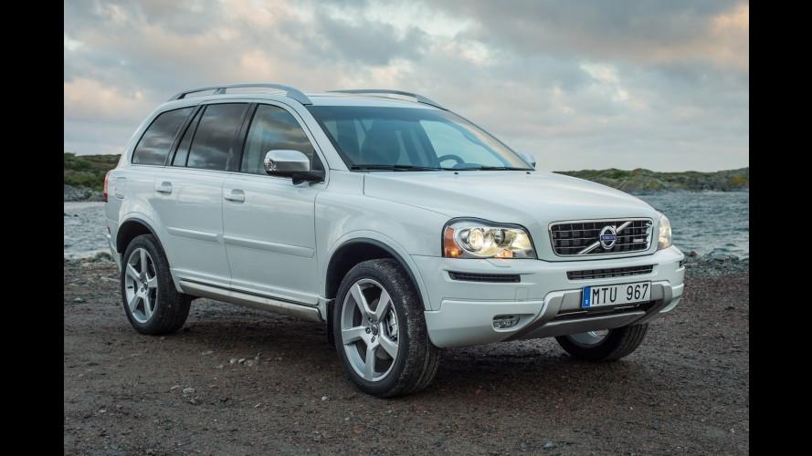 Volvo produz último XC90 na Suécia e abre caminho para nova geração