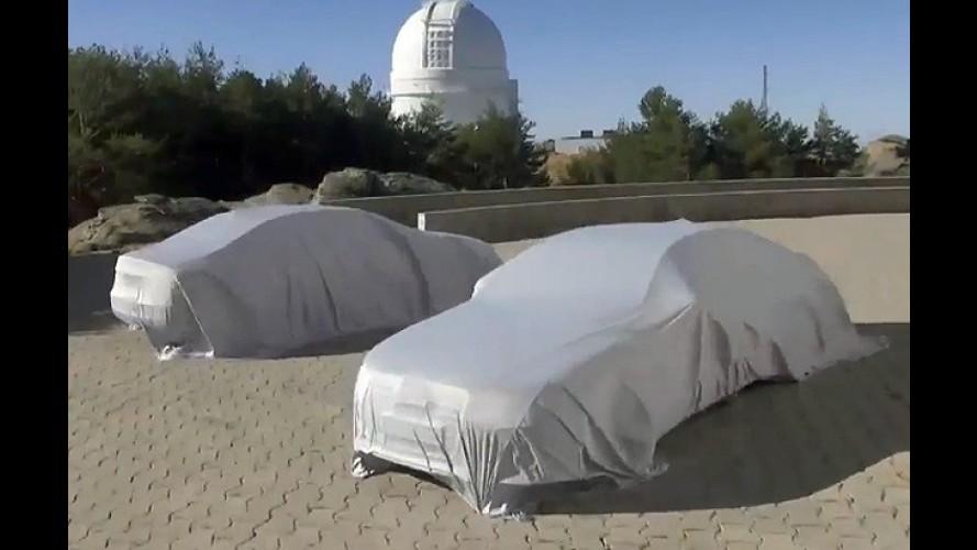 Audi revela teaser de misterioso modelo que estará em Frankfurt