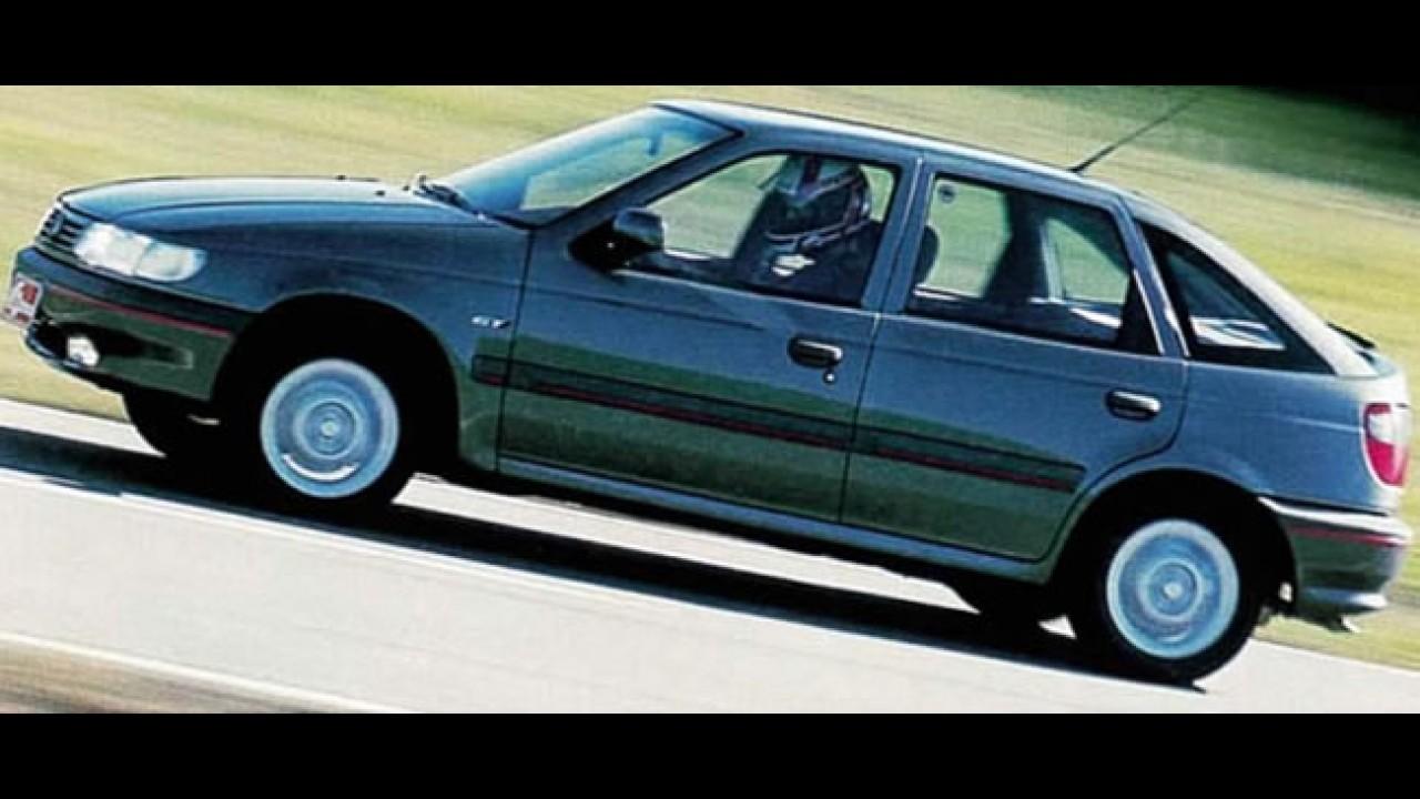 """Carros para sempre: VW Pointer - belo, o """"Escort da Volks"""" veio só de passagem"""